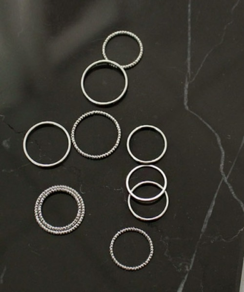 etudes 10rings (set)