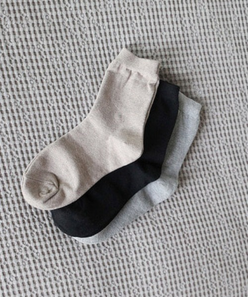 smoothie socks (3color)