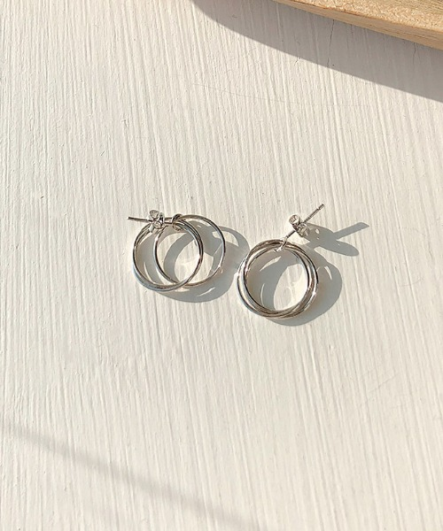 mains earrings (silver 92.5)
